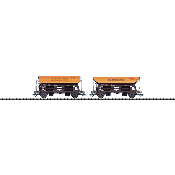 Trix 24527 Set with 2 Ballast Cars