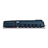 Trix 22917 Steam Locomotive BR 05 Blue DRG Ep II DC-MFX-Sound