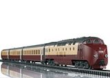 Trix 22976 Class RAm TEE EDELWEISS Diesel Powered Railcar Train