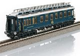 Trix 23219 Simplon Orient Express Express Train Passenger Car Set 1