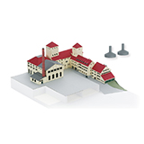 MiniTrix 66320 Weihenstephan Brewery Kit Part 1