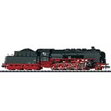 MiniTrix 12369 Freight Train Locomotive with a Coal Tender BR 50 DRB