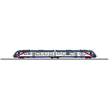 MiniTrix 12588 LINT Diesel Powered Rail Car Train BR LINT 41-H Alstom