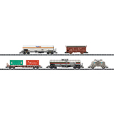 MiniTrix 15285 Freight Transport Car Set