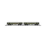 MiniTrix 15759 DER Holidays Express Set 2 with 2 Cars