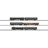 MiniTrix 15859 D119 Express Train Passenger Car Set