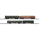 Trix 23394 D 119 Express Train Passenger Car Set