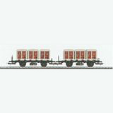 Trix 23941 DB FLAT Car Set