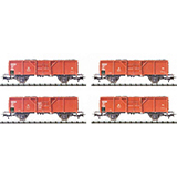 Trix 23991 Freight Car Set 2001