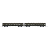 Trix 24326 Compartment Car Set