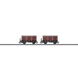 Trix 24407 Coal Tub Car Set