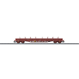 Trix 24521 Flat Car with Steel Walls Res SNCF