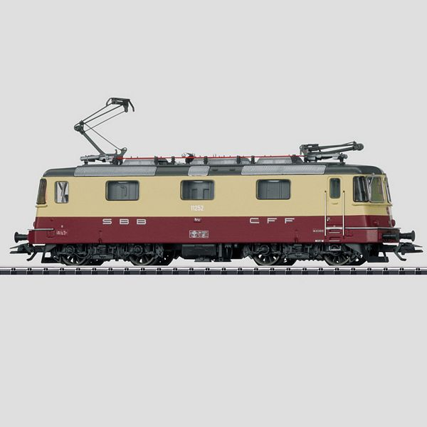Trix 22844 SBB Class Re 4-4 II Electric Locomotive