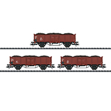 Trix 24434 East German State Railroad Freight Car Set