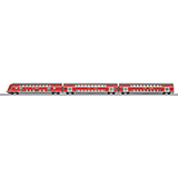 Trix 24580 Regio DB Bi-Level Car Set