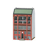 MiniTrix 66306 Building Kit for a City Building in Art Nouveau