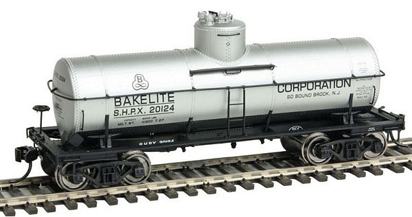 Walthers 100329 Type 21 ACF 8000 Gallon Tank Car