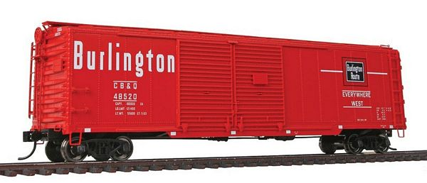 Walthers 101650 AAR Double Door Boxcar with End Door