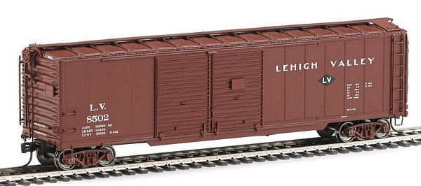 Walthers 101652 AAR Double Door Boxcar