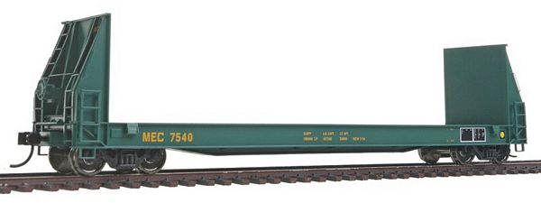 Walthers 104514 MC Sieco Pulpwood Flatcar