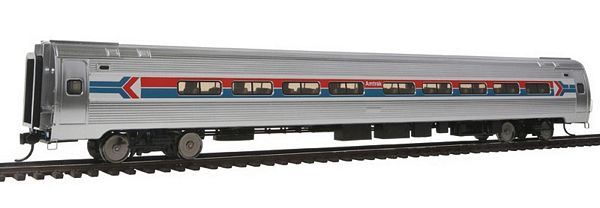 Walthers 11201 Amfleet I Phase I Coach Passenger Car