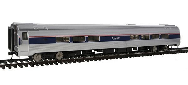 Walthers 11261 Amfleet II Phase IV Lounge Passenger Car
