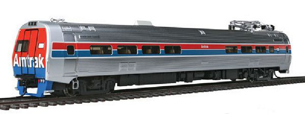Walthers 13802 Amtrak Phase II Budd Metroliner EMU Snack Bar Coach