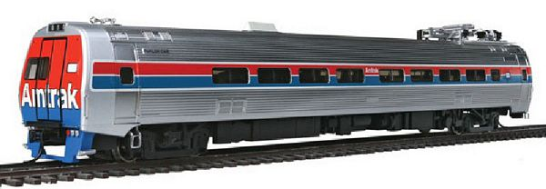 Walthers 13822 Amtrak Phase II Budd Metroliner EMU Parlor Car