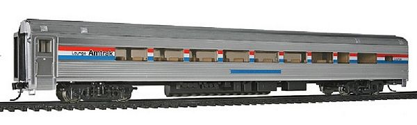 Walthers 14009 Amtrak Phase III Budd 1 Drawing Room Lounge Car