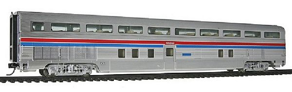 Walthers 14302 Amtrak Phase II Budd HiLevel Step Down Coach