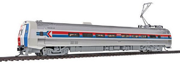 Walthers 14820 Amtrak Phase I Budd Metroliner EMU Parlor Car