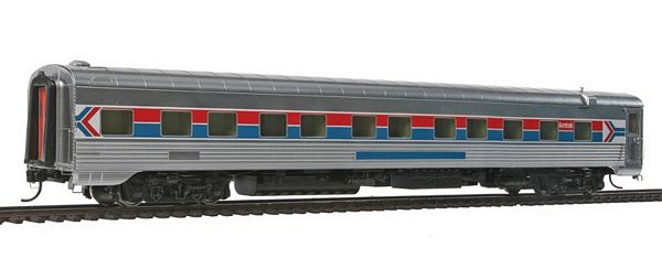 Walthers 16451 Amtrak Phase I Pullman Standard Sleeper Plan
