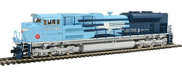 Walthers 19825 EMD SD70ACe SoundTraxx DCC