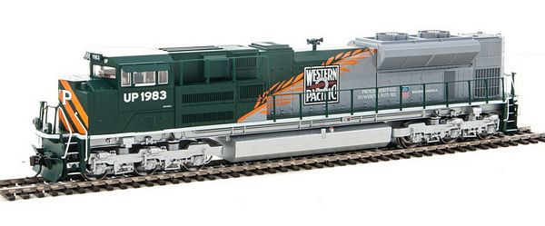 Walthers 19826 EMD SD70ACe SoundTraxx DCC