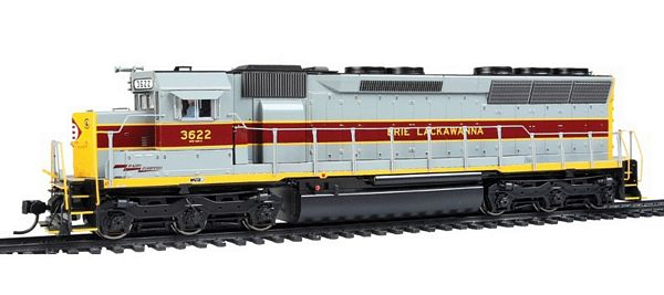 Walthers 41061 Erie Lackawanna EMD SD45 Diesel
