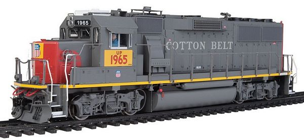 Walthers 41815 UP EMD GP60 DCC