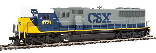 Walthers 91019754 EMD SD60 Spartan Cab with Sound DCC
