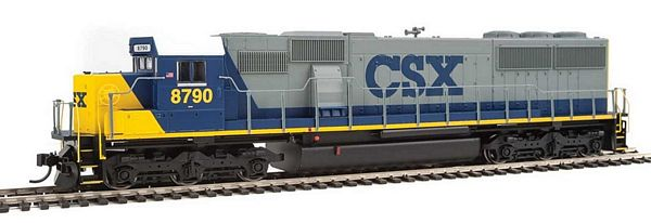 Walthers 91019755 EMD SD60 Spartan Cab with Sound DCC