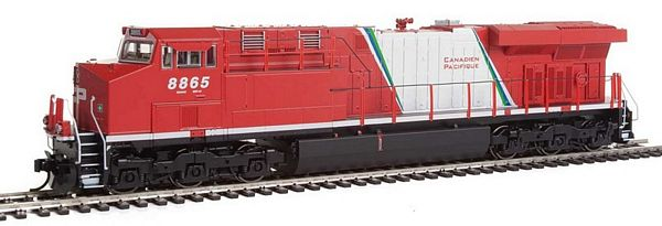 Walthers 91020165 GE ES44AC GEVO with Sound DCC