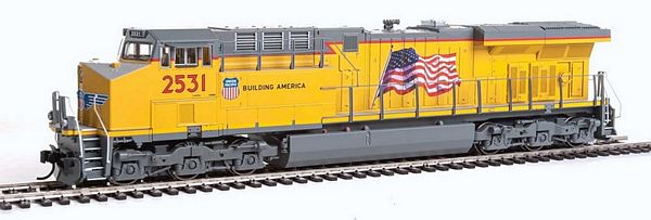 Walthers 91020173 GE ES44AH GEVO with Sound DCC