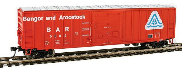 Walthers 9102139 ACF Exterior Post Boxcar