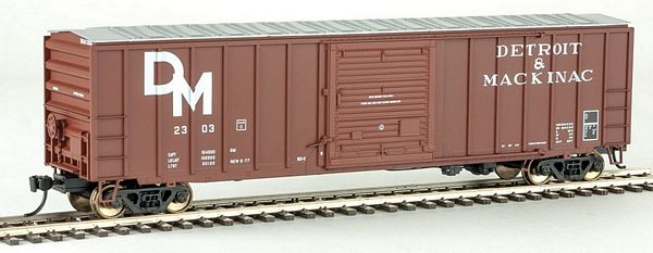 Walthers 9102157 ACF Exterior Post Boxcar