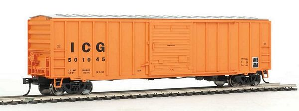 Walthers 9102172 50ft ACF Exterior Post Boxcar