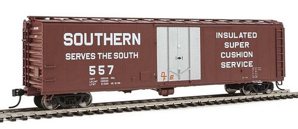 Walthers 9102822 50ft PCF Insulated Boxcar