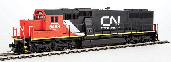 Walthers 9109751 EMD SD60 Spartan Cab Standard DC