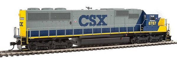Walthers 9109755 CSX EMD SD60 Diesel Locomotive