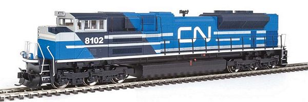 Walthers 9109835 CN EMD SD70ACe DCC
