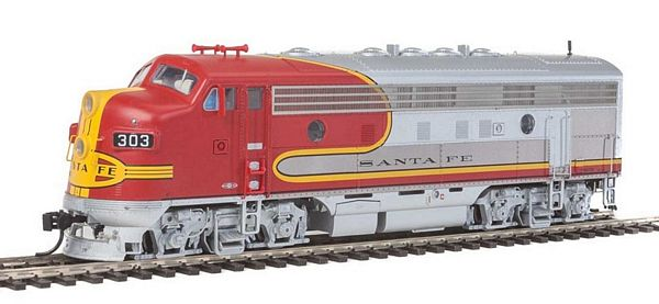 Walthers 92047903 EMD F7 A Diesel Locomotive