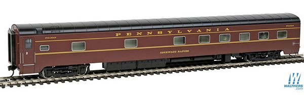 Walthers 9209267 1960s Broadway Limited 85 P-S 10-6 Sleeper