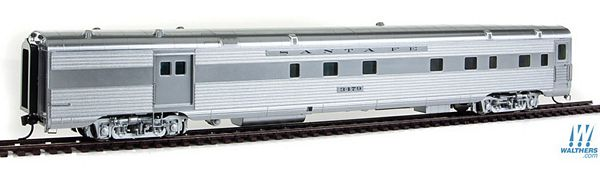 Walthers 9209470 85 Pullman-Standard Baggage-Dormitory-RTR-Deluxe